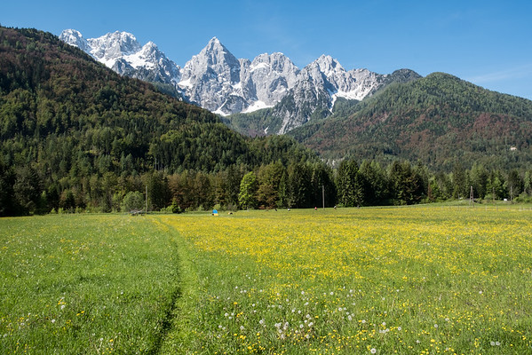 Slovenia - Soca valley