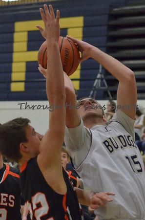 Silverton vs.West Albany Boys HS Basketball JV