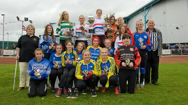 BRITISH INDIVIDUAL CHAMPIONSHIPS NEWPORT AUGUST 2012 WOMEN