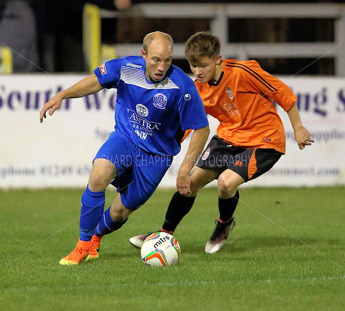 CHIPPENHAM TOWN V WROUGHTON MATCH PICTURES (WILTSHIRE SENIOR CUP) 11th Oct 2016