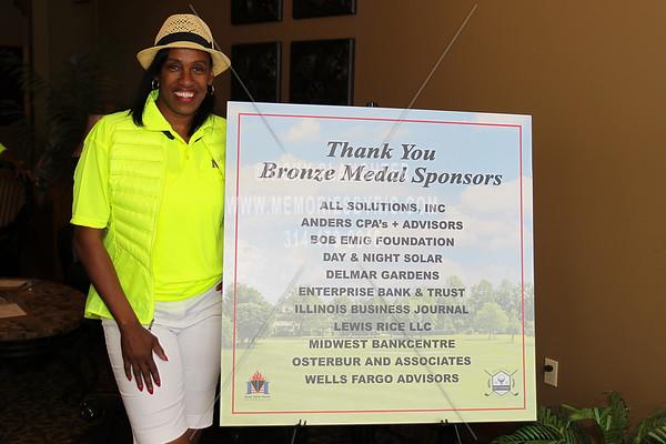 Jackie Joyner-Kersee Annual Golf Scramble 2016