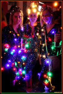 MFS Tacky Christmas Sweater Party  and TAP 12-16-12