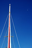 Mast of Catamaran<br /> Key West, FL