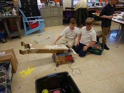 4th Grade STEAM Studio 7