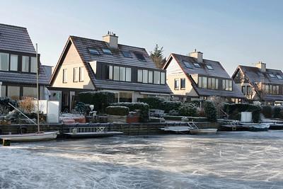IJspret in Zoetermeer op het Noord AA