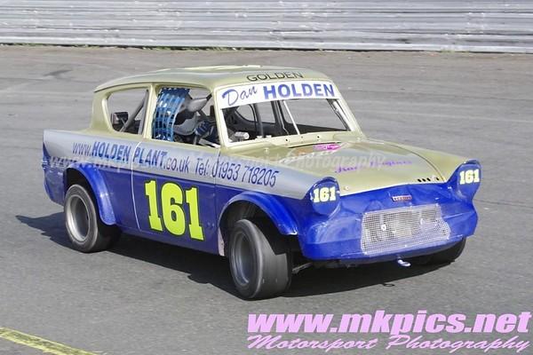 Bill Morris Memorial Trophy, Hednesford Hills Raceway, 5 August 2012