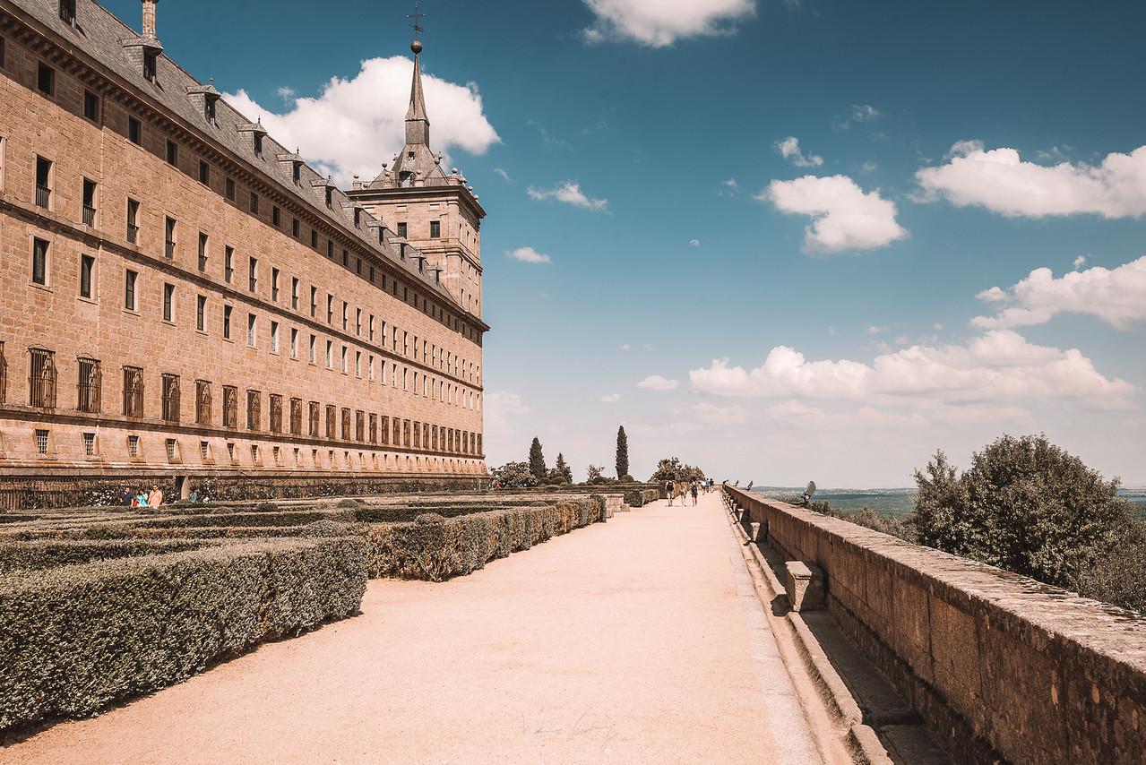 世界第八大奇景 西班牙埃斯科里亞爾修道院 El Escorial by 旅行攝影師張威廉 Wilhelm Chang