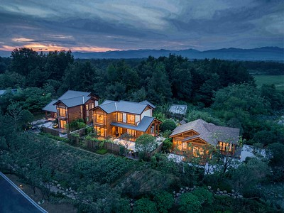 Narada Phoenix Valley Resort Villas, Dongyang, Zhejiang, China