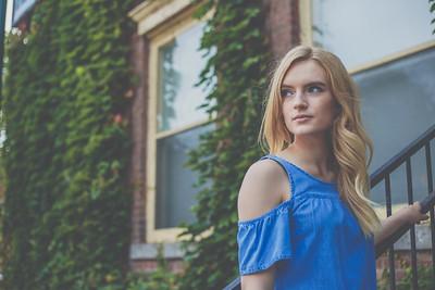 Madeline Kelley  |  Senior 2018