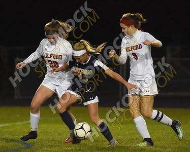 Foxboro - Milford Girls Soccer 10-16-18