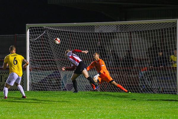 Witton Albion v Belper Town FA Cup 24-09-19
