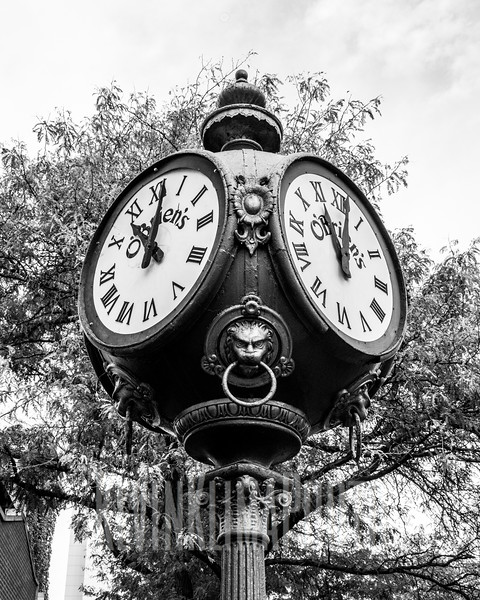 O'Brien's Clock