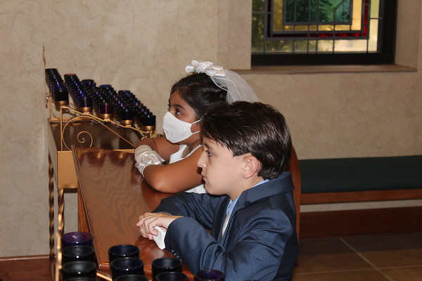 First Communion July 1