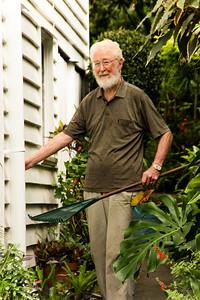 Len's Garden