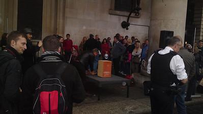 Eddie Jordan Covent Garden Sept 2010