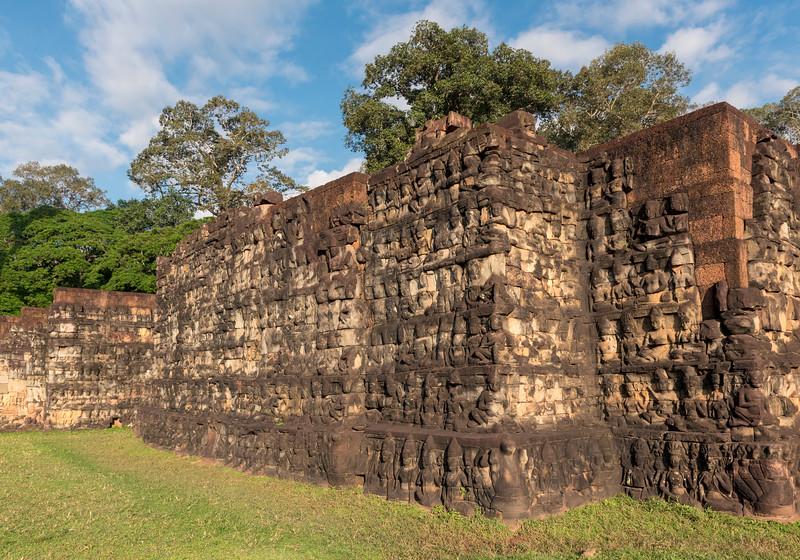Terrace of Leper King, Angkor