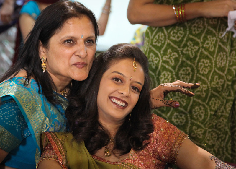 Mother- and Daughter- in-law!