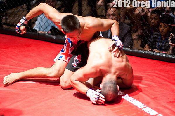 Sale Sproat vs Douglas Silva