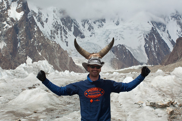 Chapter 11 - The Land of Giants - Walk to K2 and Concordia Rest