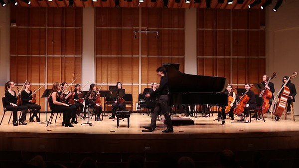 Kaufman Concerto Competition - Winners Recital