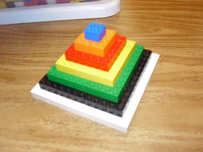 Mark's Lego camp