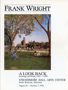 Frank Wright  - A LOOK BACK