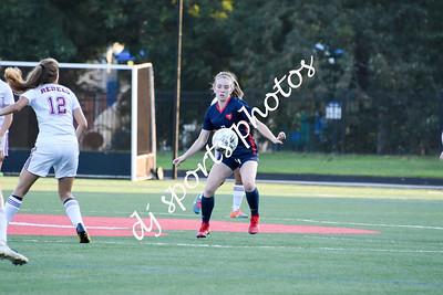 2018-08-28 SHA vs Atherton Varsity Girls Soccer