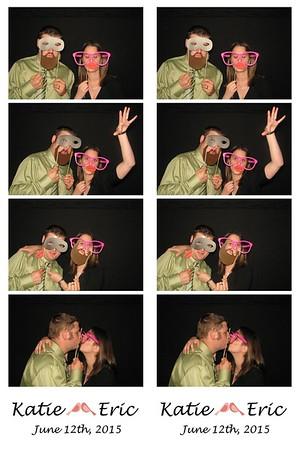 Katie & Eric June 12, 2015