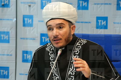 29.04.2019 Пресс конференция о наступлении Священного месяца Рамадан (Султан Исхаков)