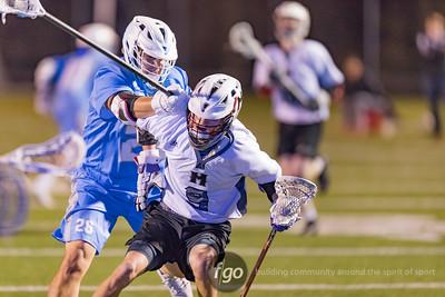4-17-17 Bloomington Jefferson v Minneapolis Boys Lacrosse