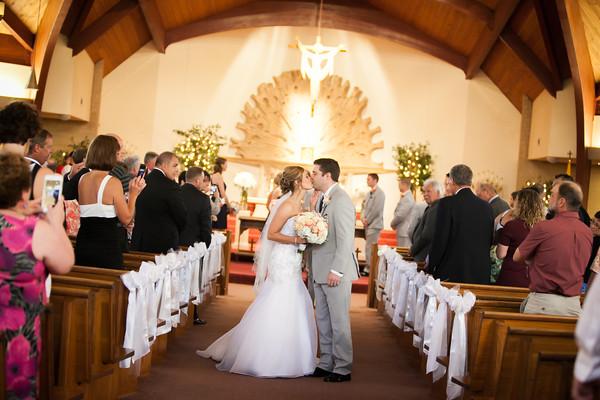 Nicole + Ryan - Ceremony