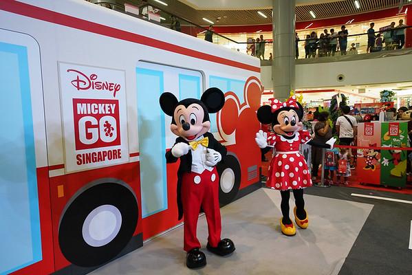 Mickey Go Singapore