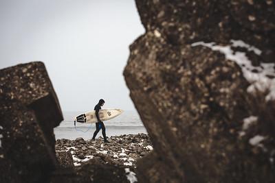 3/3/2018: Surfing - North Sea