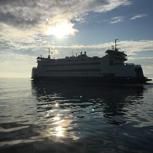 San Juan Island - Sept