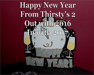 2015 New Years Eve at Thirsty's 2
