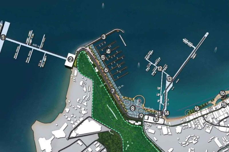 Cape Bali Hai Redevelopment