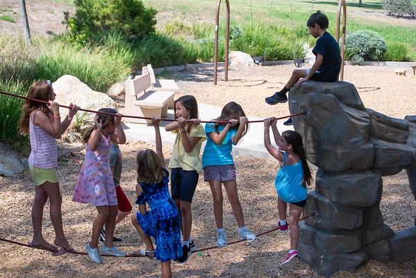 2018-08-26 2nd Grade Play Date - Cedar Grove Park