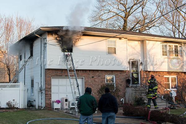 Roosevelt House Fire 12/27/2017