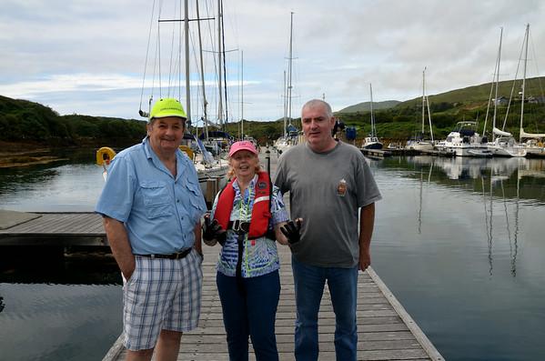 2014-07-23 Arthur meets Seagulls & Salt In Lawrence Cove