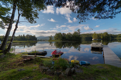 Chateaugay Lake 2012