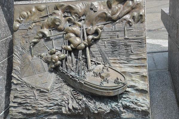 Navy Museum April