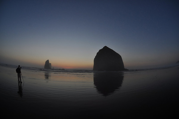 Canon Beach Oregon 10-15-10
