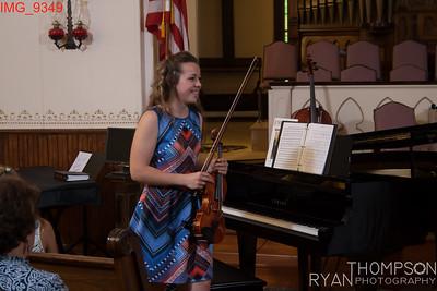 McKenzie Healy Senior Recital