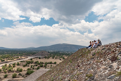 The Holy City of Teotihuacán