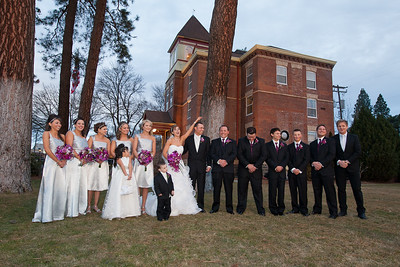 Cansino Wedding