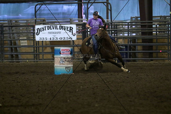 MudBug Barrel Racing 4-7-2017