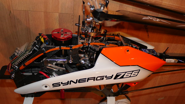 Synergy 766 wiring