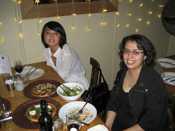 dinner march 2010