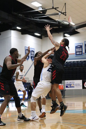 2-9-19 Mens' Basketball vs. Lone Star College-Tomball