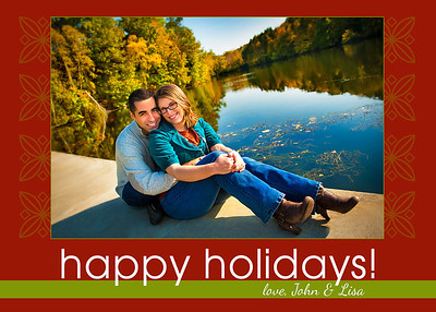 Henriques Holiday Card
